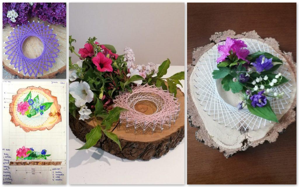 kompozycje florystyczna